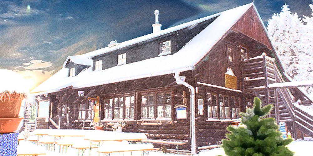 Die Herrgottschnitzer-Hütte